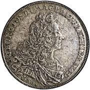 1 Thaler - George I – obverse