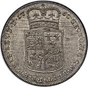 1 Thaler - George II August – obverse
