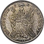 1 Thaler - George II August – reverse