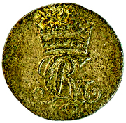 4 Pfennig - George III. – obverse