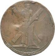 4 Pfenning - George III – obverse