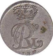 1 Mariengroschen - Georg August II – obverse