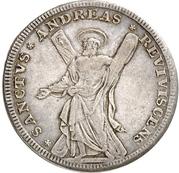 1 Thaler - Georg I. Ludwig (Harz - Ausbeute) – reverse
