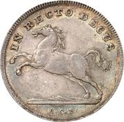 1 Thaler - Georg I. Ludwig – reverse