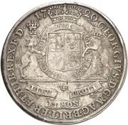 1 Thaler - Georg I. Ludwig (Harz Ausbeute) – obverse