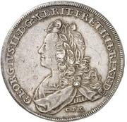 1 Thaler - Georg II. August – obverse