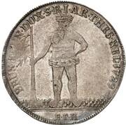 1 Thaler - Georg II. – reverse