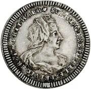 ⅛ Thaler - Georg I. Ludwig (Death of Sophia von der Pfalz) – obverse
