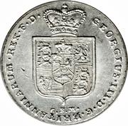 ⅔ Reichsthaler - George III – obverse