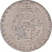 ⅔ Thaler - George III – obverse