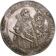 3 Thaler - Christian Bischof von Minden (Löser) – obverse