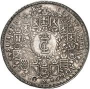 5 Thaler - Christian Ludwig (Harz - Ausbeute - Löser) – obverse