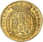 2 Ducats - Georg II Wilhelm – obverse