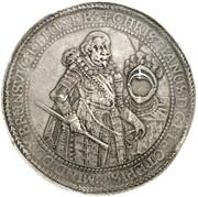 10 Thaler - Christian Bischof von Minden (Löser) – obverse