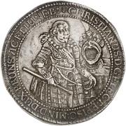 5 Thaler - Christian von Minden – obverse