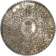4 Thaler - Christian Ludwig (Harz - Ausbeute - Löser) – obverse