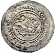 1 Brakteat - Heinrich der Löwe (Brunswick) – obverse