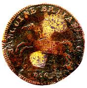 George III Token (Brunswick-Luneburg) – reverse
