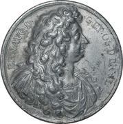 Medal - Visit of Ernst August in Hannover – obverse
