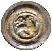 1 Brakteat - Wilhelm (Lüneburg) – reverse