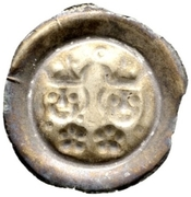 1 Brakteat - Heinrich der Löwe – reverse