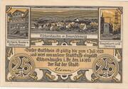 25 Pfennig (Eschershausen) – obverse