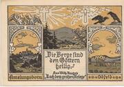 25 Pfennig (Eschershausen) – reverse