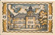 25 Pfennig (Braunschweigische Staatsbank) – reverse
