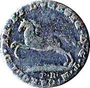 1 Pfennig - Karl II – obverse
