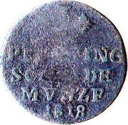 1 Pfennig - Karl II – reverse