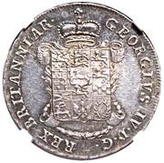 24 Mariengroschen - George IV Regent of Karl II – obverse