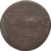 6 Pfennig - George IV. – obverse