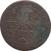6 Pfennig - George IV. – reverse