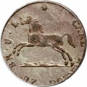 6 Pfennige - Karl II – obverse