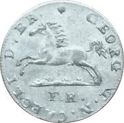 1 Mariengroschen - George IV Regent of Karl II – obverse