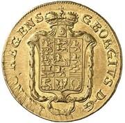 5 Thaler - Georg IV – obverse