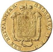 10 Thaler - Georg IV – obverse