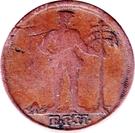 1 Pfenning - August Wilhelm – obverse