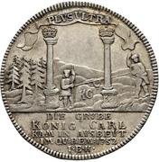 1 Thaler - Karl I. (Ausbeutetaler) – reverse