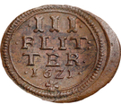3 Flitter (Kipper issue) – reverse