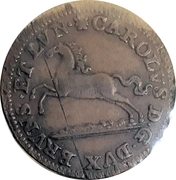 1½ Pfennig - Karl I – obverse