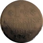 1½ Pfennig - Karl I – reverse