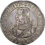 1 Thaler - Heinrich der Jüngere – obverse