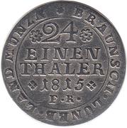 1/24 Thaler - Friedrich Wilhelm – reverse