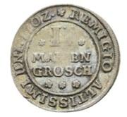 2 Mariengroschen - Rudolf August and Anton Ulrich – reverse