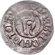 1 Witten - Heinrich the elder – obverse