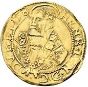1 Goldgulden - Heinrich the younger – obverse