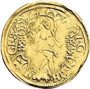 1 Goldgulden - Heinrich the younger – reverse