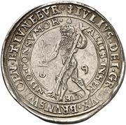 1 Thaler - Julius (Lichttaler) – obverse