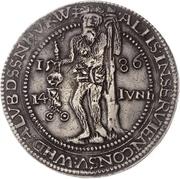 1 Thaler - Julius (Brillentaler) – reverse